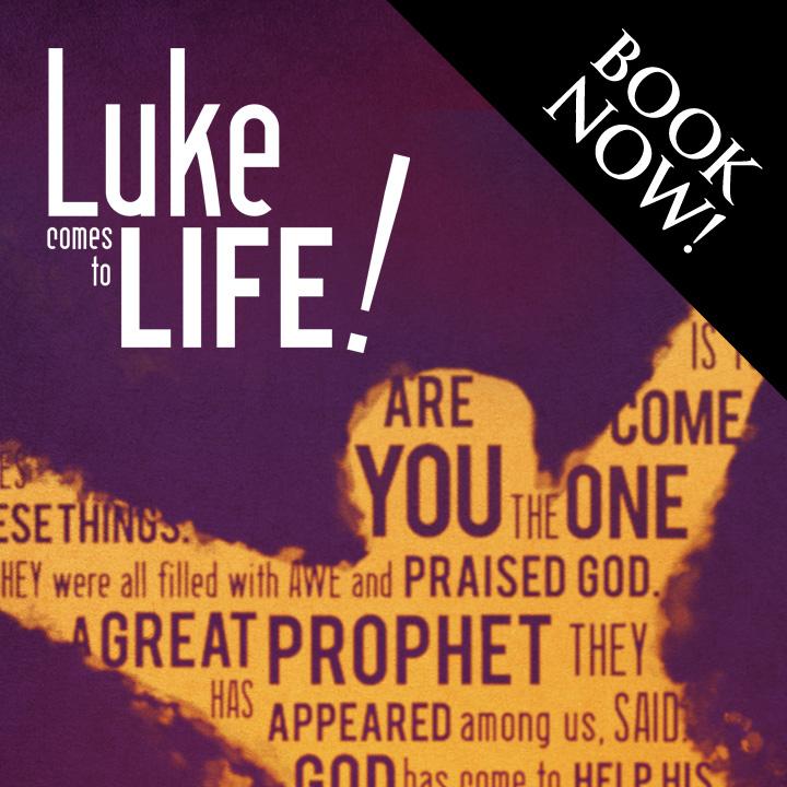 Luke Comes to Life
